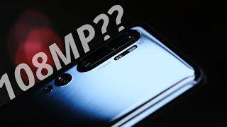 The 108MP PHONE? Xiaomi Mi Note 10 / Xiaomi Mi CC9 Pro review!