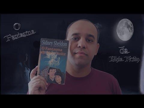 #1 O FANTASMA DA MEIA-NOITE - Sidney Sheldon