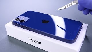 iPhone 12 Unboxing and Camera Test! - ASMR
