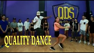 LAURENCE  KAIWAI & CLAUDIA  MARTIN - QUALITY DANCE SUMMER