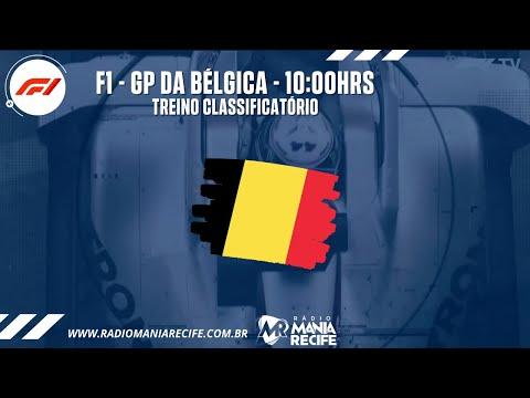 GP da Bélgica de F1 - Treino Classificatório