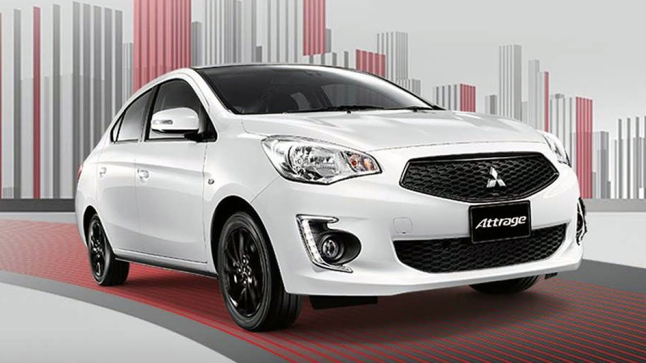 Cận cảnh Mitsubishi Attrage 2019
