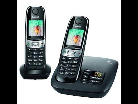 Unboxing of Gigaset C620A Duo phones