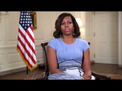 The First Lady's Weekly Address
