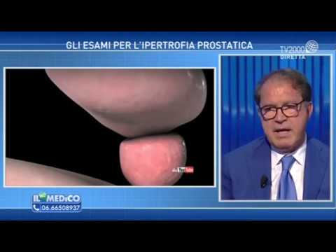 Scansione per il cancro alla prostata