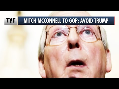 Mitch McConnell to Republicans: Avoid Trump