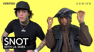 """$not & Lil Skies """"Whipski"""" Official Lyrics & Meaning 