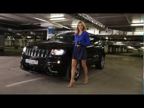 jeep grand cherokee видео