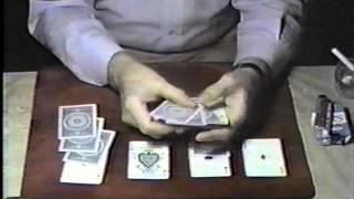 Frank Garcia  Private Unpublished Magic Lessons Part 1