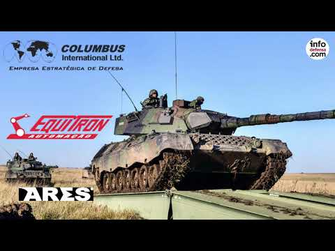 Cinco empresas compiten por modernizar los Leopard 1A5 del Ejército de Brasil