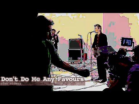 Don't Do Me Any Favors Lyrics – A-ha