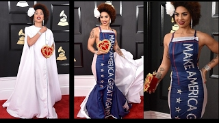 Gambar cover Singer Joy Villa is MAKING THE GRAMMYs GREAT AGAIN