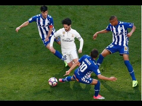 Isco Alarcón – Magical - Crazy Dribbling Skills & Goals 2017 |HD|