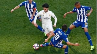 Isco Alarcón   Magical ● Crazy Dribbling Skills & Goals 2017 |HD|