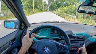 [WR Magazine] 2004 BMW e46 330i ZHP - POV Test Drive by Tedward (Binaural Audio)