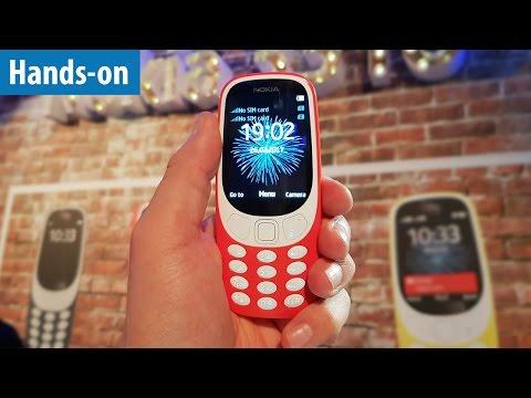 Endlich wieder 3 Balken Akku - Nokia 3310 Comeback | deutsch / german