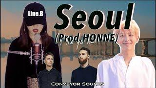 RM   Seoul (Prod.HONNE) COVER By Line.B | 랩몬 서울 커버 | [CVS]