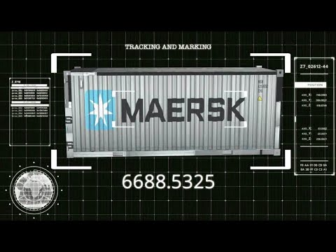 Maersk goes digital to transform its operations