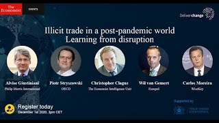 Webinar on Illicit trade in a post-pandemic world: Learning from disruption