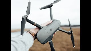 Eachine E58 WIFI Drone - Unboxing and Test Drive