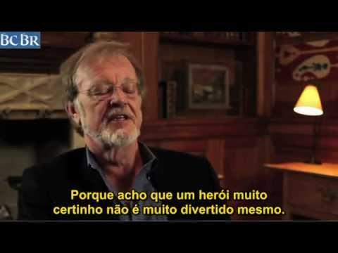 Bernard Cornwell fala sobre Death of Kings (Legendado)