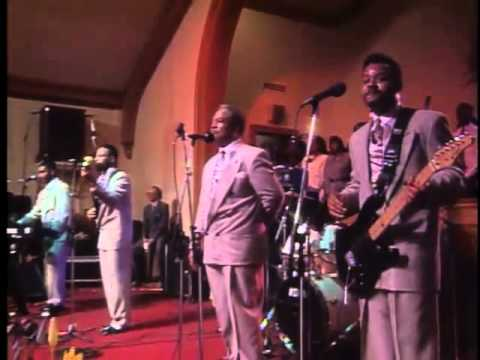 """He's There All The Time – The Canton Spirituals, """"Live In Memphis"""""""