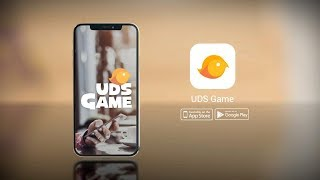 UDS Game. New. Smart. Fresh.