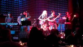 """Littlewing"" Tanya Donelly at Joe's Pub 4/13"
