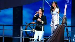 Аида Гарифуллина и Дима Билан, Time To Say Goodbye | Aida Garifullina and Dima Bilan, Con te partirò