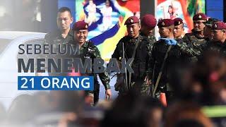Kejadian sebelum Tentara Thailand Menembak Membabi Buta Pengunjung Mall, 21 Orang Tewas