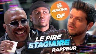 Le Pire Stagiaire Rappeur (JNR) : le making-of