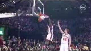 Slam Dunk Contest - All Star Game 2007