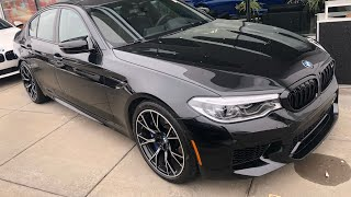 2019 BMW M5 Competition!!! Stop playing with BMW ✋🏽!!!