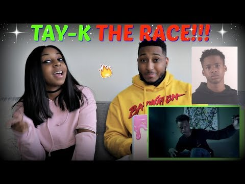 TAY-K x THE RACE #FREETAYK REACTION!!!!