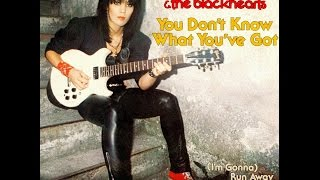 Joan Jett  You Don't Know What You've Got