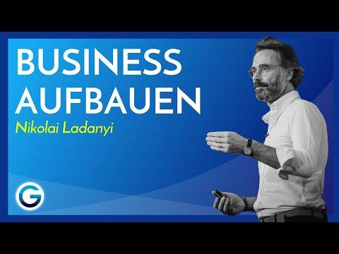 , title : 'Die ultimative Business-Strategie, um Unternehmen zu gründen // Nikolai Ladanyi