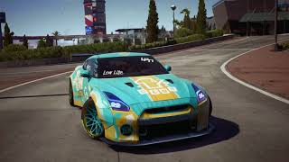 Need For Speed Payback The World Music: Spiderbait - Black Betty