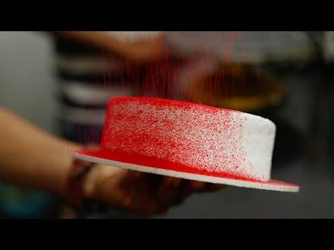 mp4 Decoration Red Velvet Cake, download Decoration Red Velvet Cake video klip Decoration Red Velvet Cake
