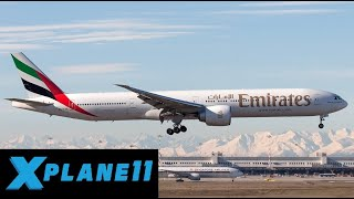 x plane 11 777 takeoff - 免费在线视频最佳电影电视节目 - Viveos Net