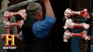 Forged in Fire: Chopping Through Bones (S1, E5)   History