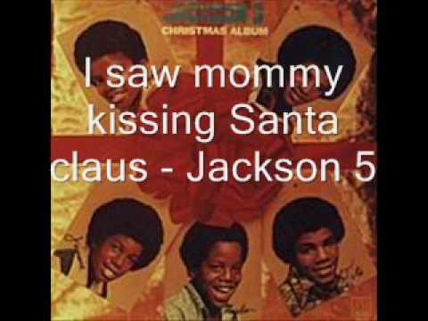 I saw mommy kissing Santa claus - Jackson 5 [HQ]