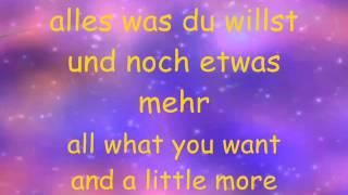 Winx 4 ♪ Believix (German) - Translation + Lyrics