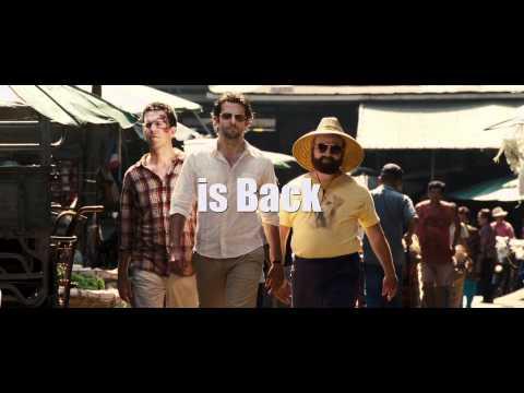 The Hangover Part II - Teaser Trailer
