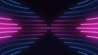 neon background video effects, Neon light animation background video template, Neon Background Video