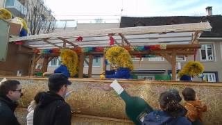スイス発 ビンニゲンのファスナハトパレード 【スイス情報.com】
