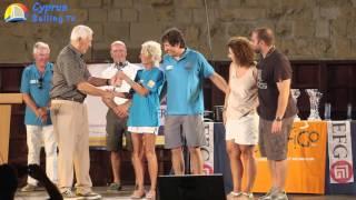 Cyprus to Israel Regatta 2015