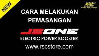 Cara Pemasangan JSONE Volt Stabilizer Electric Power Booster