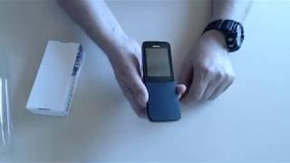 Nokia 8110 4G unboxing