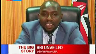 BBI unveiled: Senator Murkomen speaks after being booed | THE BIG STORY