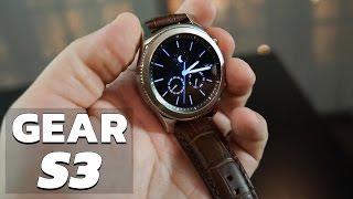Meet the Samsung Gear S3